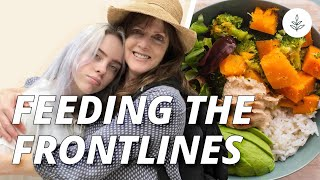 BILLIE EILISH & Mom Launch a VEGAN Charity | Vegan News | LIVEKINDLY