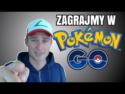 Zagrajmy W Pokemon GO (odc. #1 - PREMIERA GRY)