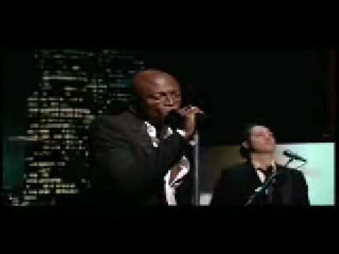 Seal-It's a man's world Video