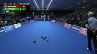World Indoor Bowls Championship 2017: January 17th Afternoon Session