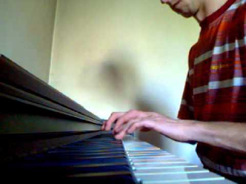 Pierwsza Gra Na Pianinie
