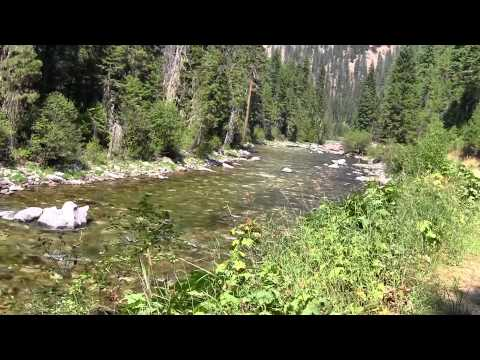 Selway River Video