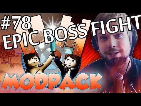 Epic Boss Fight! | Pm-modpack | Afl. 78 | S1 video