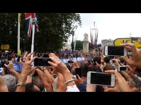 Tour de France 2014 (July 7th - London - The Mall)