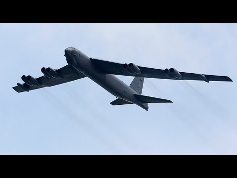 US flies B-52 over Korean peninsula in demonstration of 'strength & capabilities'
