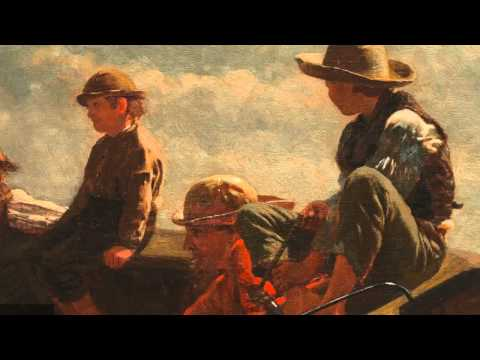 Breezing Up (A Fair Wind) (1873 - 1876) Winslow Homer