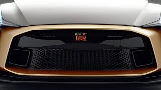 An Idea Coming to Life: Nissan GT-R50 by Italdesign