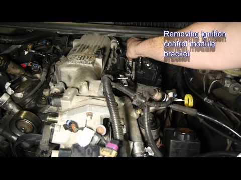 Removing Intake Manifold Gasket - 97 Firebird 3.8l v6