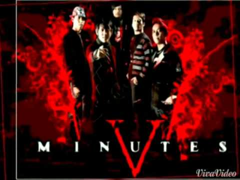 Five Minutes - Terdampar Dihatimu (Lyric Video)