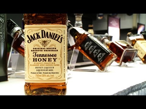 Jack Daniel's Tennessee Honey Liqueur: Master Taster Jeff Norman Music Videos