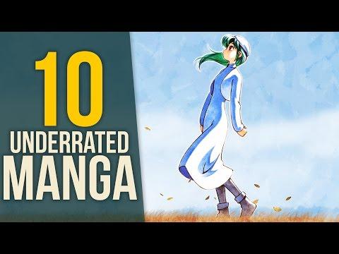 10 Underrated Manga