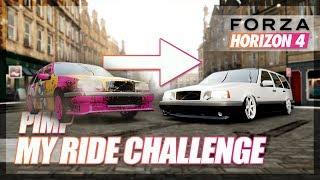 Forza Horizon 4 - Pimp My Ride Challenge! (Rice to Nice)