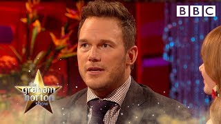 How many people peed in Chris Pratt's pool? - BBC