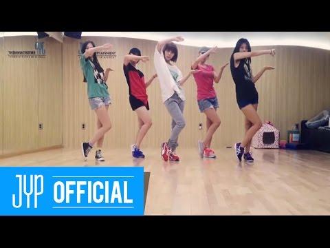 download lagu Wonder Girls Like Money Dance Practice gratis