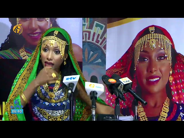 Interview With Miss Tourism Beauty Contestant Fetiya Mohamed