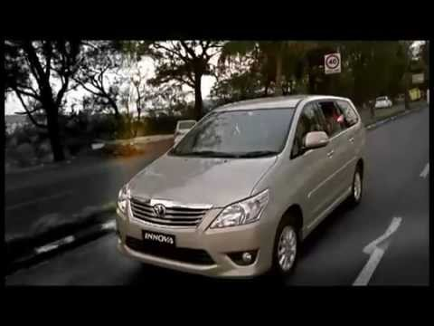 Toyota India New Innova Tv Advertisement