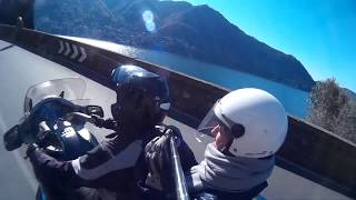 In Moto...sul Lago di Como (On the Motorcycle...around Lake Como) starring Bellagio-HD