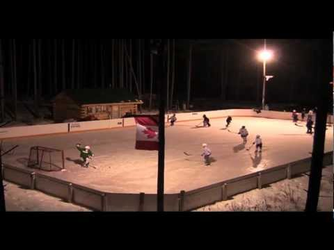 Backyard Hockey