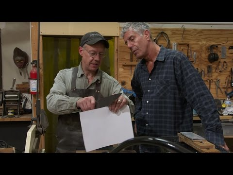 Raw Craft with Anthony Bourdain - Episode Four: Bob Kramer