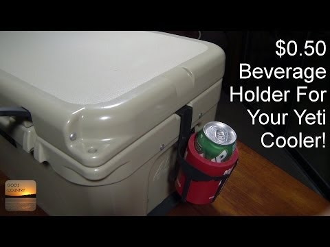 Yeti Cooler Holder For Your Yeti Cooler