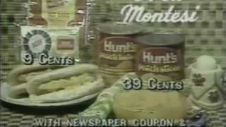 COMMERCIAL Fred Montesi Supermarkets - Why go anywhere else (1977)