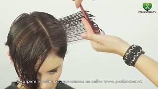 Женская стрижка на короткие волосы 2017