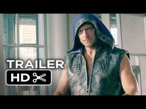The Portal Official Trailer (2014) - Tahmoh Penikett Fantasy Short Film HD