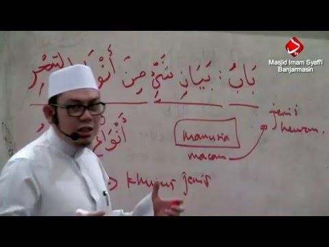 Bab 25 Macam - Macam Sihir (bagian 1) - Ustadz Ahmad Zainuddin, Lc