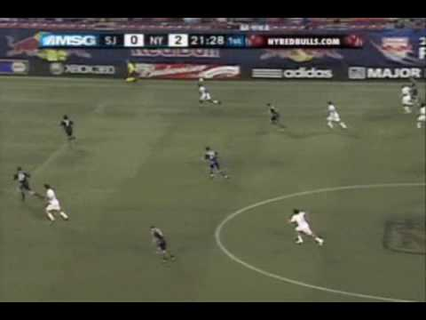 New York Red Bulls - Best Goals 2009 Video