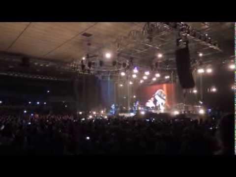Max Pezzali concerto a Padova – Ti sento vivere