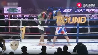 Kung Fu Master Fights Xu Xiaodong For 30 Million - MMA vs Kung Fu