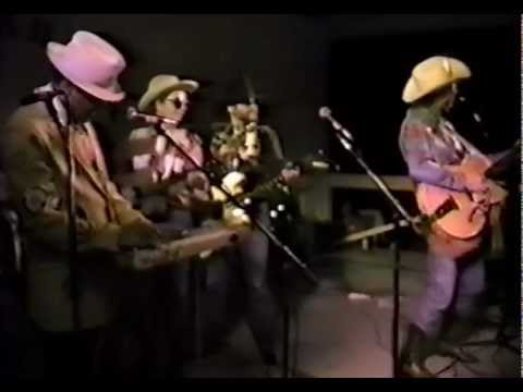 Red Knuckles&The Trailblazers - Apache - Winterhawk - 1990