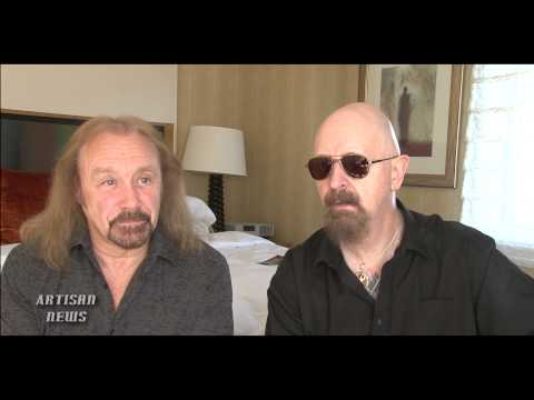JUDAS PRIEST EPITAPH COMING TO DVD, BLU-RAY, BAND TALKS
