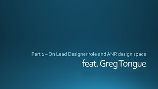 Android Netrunner: Card design discussion feat. Greg! (1/2)