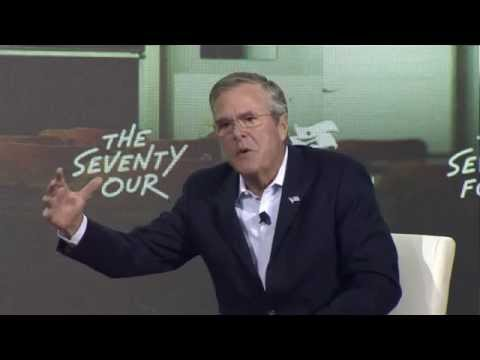 The New Hampshire Education Summit 2015 - Jeb Bush
