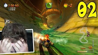 Crash Team Racing - Part 2 - The rage continues...