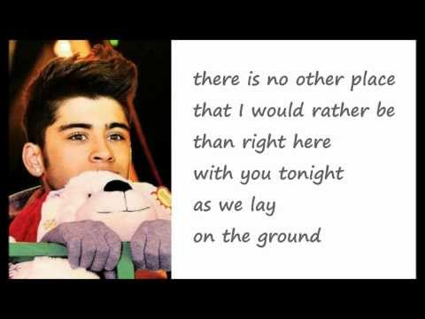 Stole My Heart - One Direction (with lyrics)