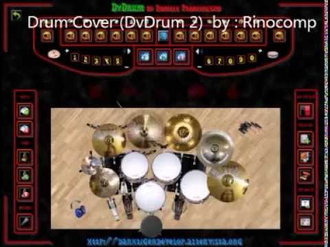 Painful By Kisses A  Letter From Someone (virtual Drum Cover) video