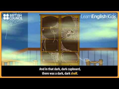 Dark, dark wood - Kids Stories - LearnEnglish Kids British Council
