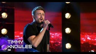 "Timmy Knowles Singing ""Love on the Brain"" - X Factor Australia Three Seat Challenge"