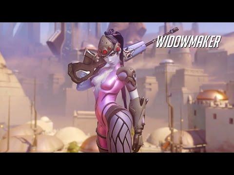 overwatch widowmaker and de va
