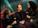 Robin Williams and Billy Crystal (with Kevin Spacey surprise)
