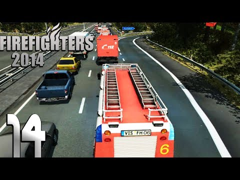 Firefighters 2014 - The Simulation  Episode 14