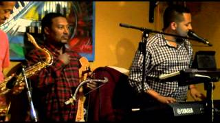 'Let's live by wisdom'   Ethio Diaspora poetry night!