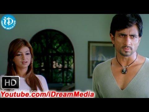 Super Movie - Ayesha Takia Nagarjuna Sonu Sood  Emotional Scene...