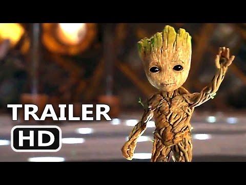 GUARDIANS OF THE GALAXY 2 Trailer # 3 (2017) Chris Pratt Action Blockbuster Movie HD