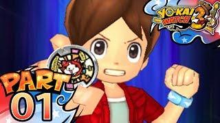 Yo-Kai Watch 3 - Part 1 - Merican Yo-Kai!