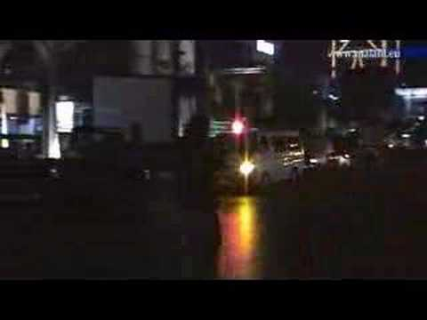 Bangkok Bombings of New Year's Eve 2007