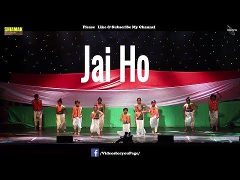 jan gan man adhinayak jai ho |slumdog millionaire |dance|remix| jan gan man song| Jao Ho lyrics