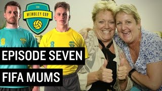 FIFA MUMS & F2 REPLACEMENTS! - WEMBLEY CUP 2016 #7